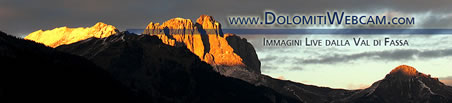 dolomiti webcam